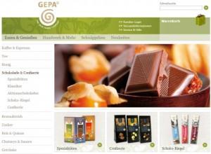 GEPA Online Shop