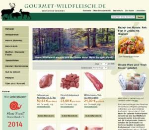 Gourmet-Wildfleisch