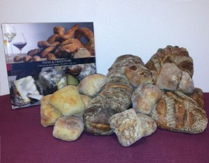 Pains et Tradition - Brotpaket mit Buch