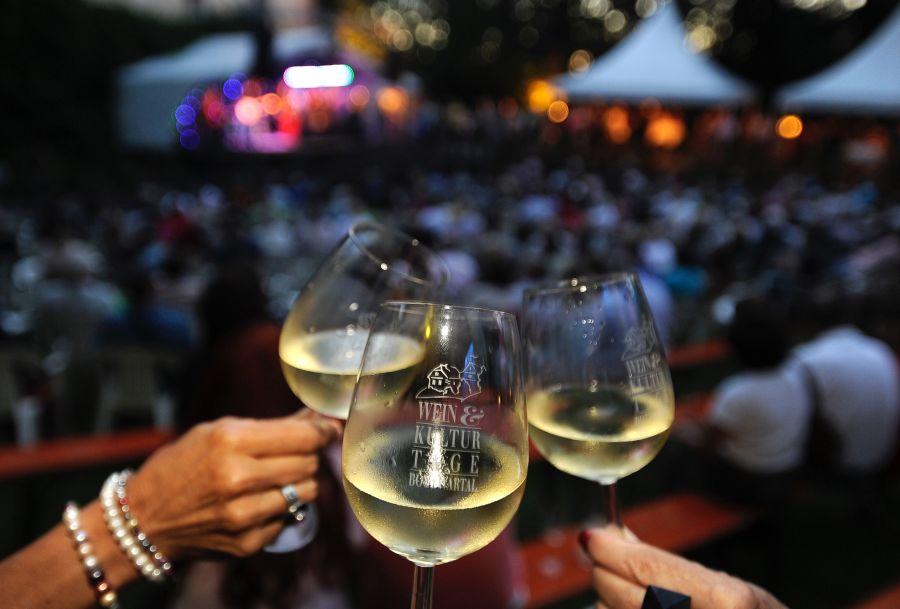 Wein- und Kulturtage Bottwartal bei Ludwisburg – 14. bis 18. Juli 2016