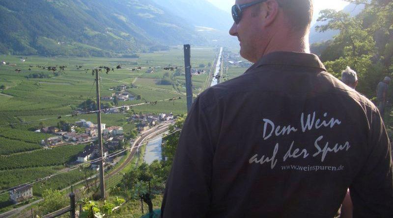 DemWeinaufder_Weinprobe beim Weingut Unterortl - Südtirol