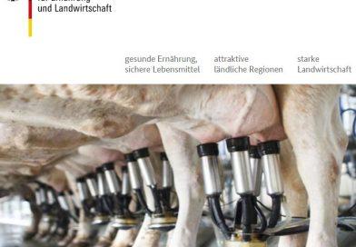 Das Bundesministerium für Ernährungund Landwirschaft verkündet einen deutlichen Rückgang bei der Antibiotika-Abgabe an Tiere