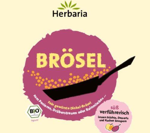 Verkostung – Herbaria Dinkel-Brösel Süß