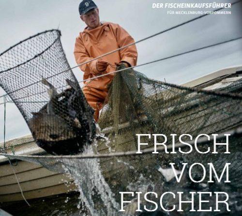 Frisch vom Fischer – Der neue Fischeinkaufsführer für Mecklenburg-Vorpommern ist da