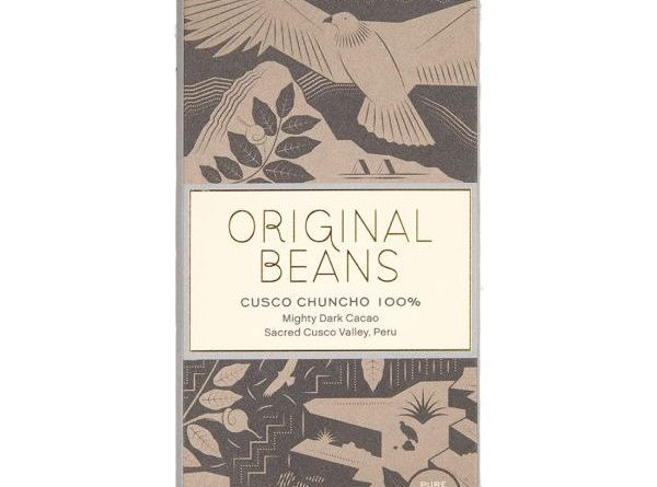 Gold-Label für Original Beans Cusco Chuncho 100 % Schokolade im Tutti i sensi Test