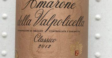 Amarone della Valpolicella Classico 2012 erhält das Tutti i sensi Gold Label