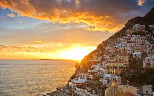 """Reise nach Kampanien, eine Region die schon die Römer """"Campania felix"""" nannten."""