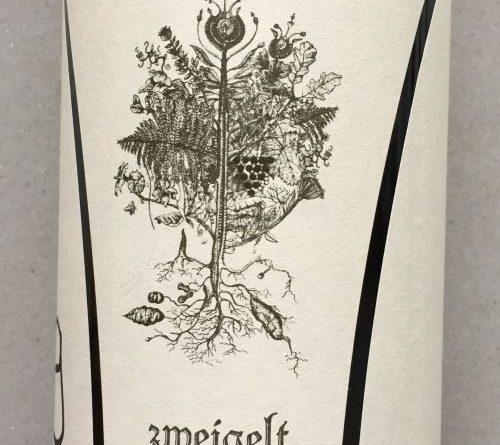 Tutti i sensi Naturwein-Tasting – Schmelzers Zweigelt, unfiltriert, 2014 aus dem Burgenland, Österreich