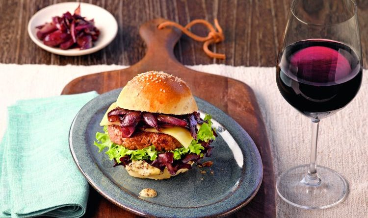 Rezept – French Burger