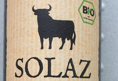 Tutti i sensi Naturwein-Tasting – Solaz Tempranillo Bio 2014, Bodegas Osborne, Spanien