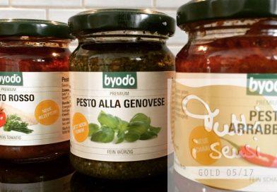 Tutti i sensi Gold für das Pesto alla Genovese von Byodo