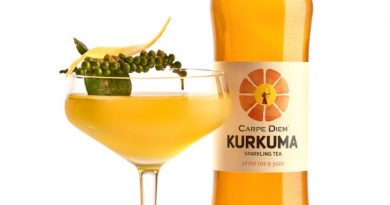 Cocktail-Rezept – Kurkuma Gimlet