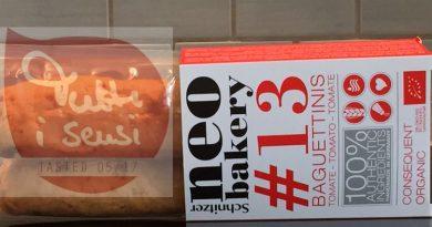 Tutti i sensi präsentiert die Schnitzer neobakery Baguettes