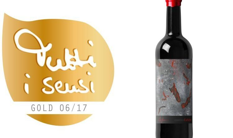 "Gold in der Tutti i sensi Verkostung – LaSelva ""Prima Causa"" Lapo Simeoni 2013"