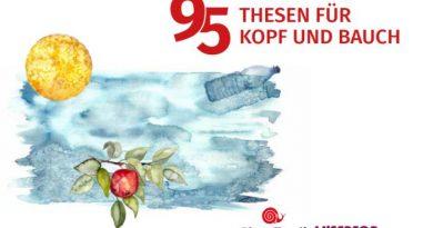 95 Thesen zur Reformation unserer Ernährung