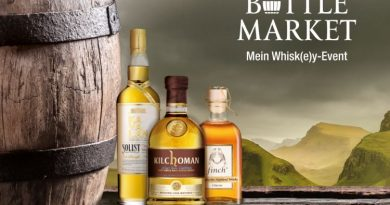 Whisky und mehr auf dem Bremer Bottle Market vom 17. bis 19. November 2017