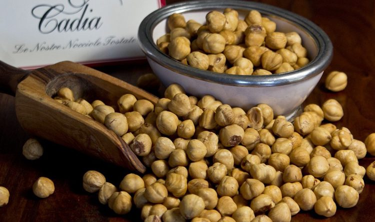 Piemonteser Haselnüsse vom Gourmet-Onlineshop Lukullium