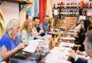Welches Wasser zu welchem Wein? Die European Wine Education informiert.