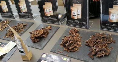 Beef Jerky von Grizzly Snacks – Handgemachtes Rinder-Trockenfleisch