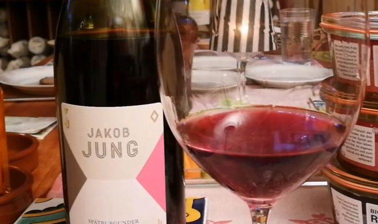 Spätburgunder Tradition von Jakob Jung in der Tutti i sensi Schoppenweinverkostung