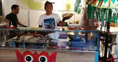 Bali auf einem Teller – Bali'ku Street Food auf der Fisch und Feines in Bremen.