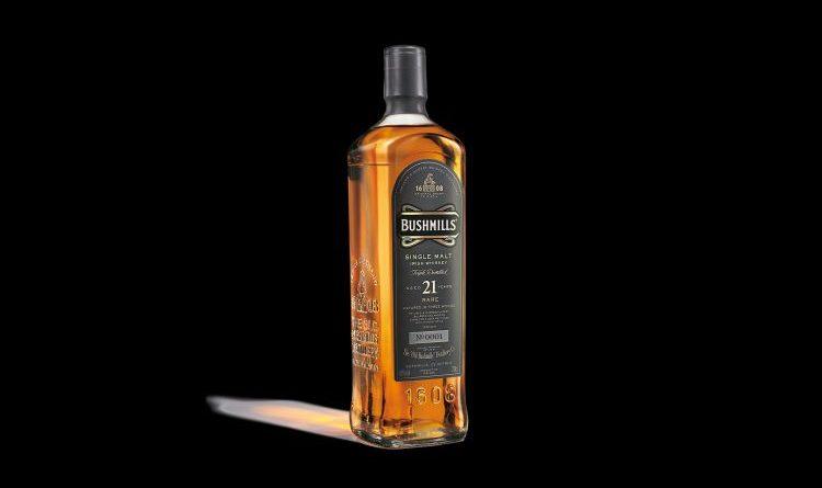 Schweigen ist Gold, drauf trinken auch –Bushmills Single Malt Whiskey 21 Year Old