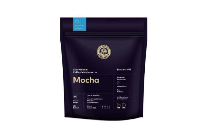 Lebensbaum präsentiert neue Kaffee-Entdeckungen –  Mocha, ganze Bohne