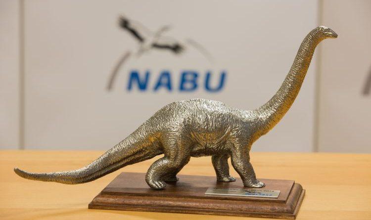 """Der NABU """"Dinosaurier des Jahres 2017"""" geht an Bauernpräsident Rukwied"""