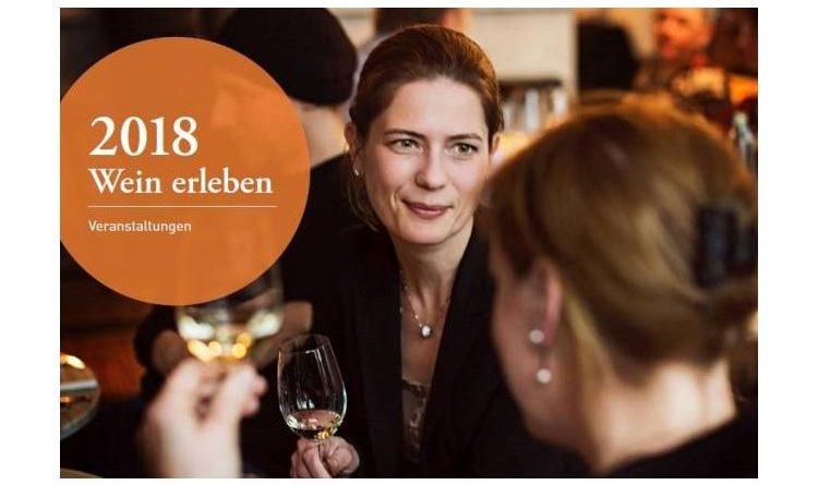 Alle Weinevents 2018 auf einem Blick!