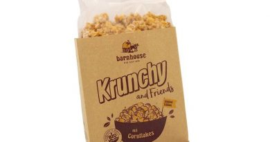 Neues Barnhouse Produkt – Krunchy and Friends