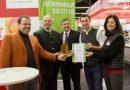 """Wolfgangsee Schafkäse ausgezeichnet mit der """"GoldenenKäseharfe 2017/2018"""