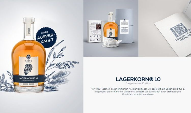 Münsterländer Spirituosen & Lagerkorn