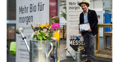 """Jetzt um den Biomessen-Förderpreis """"Mehr Bio für Morgen"""" bewerben"""