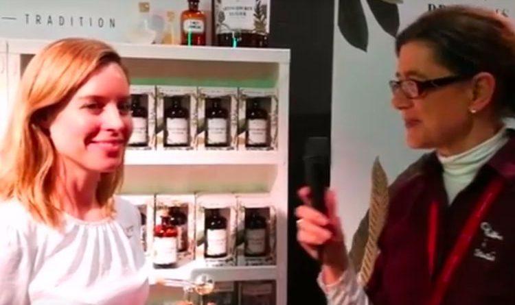 Dr. Christina Jagla zelebriert ihr Artischocken-Elexir