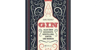 Alles über Gin – Karl Rudolf