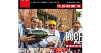 Jetzt buchen – Tickets für die dritte Beef Bottle Party by Otto Gourmet am 1. September buchen