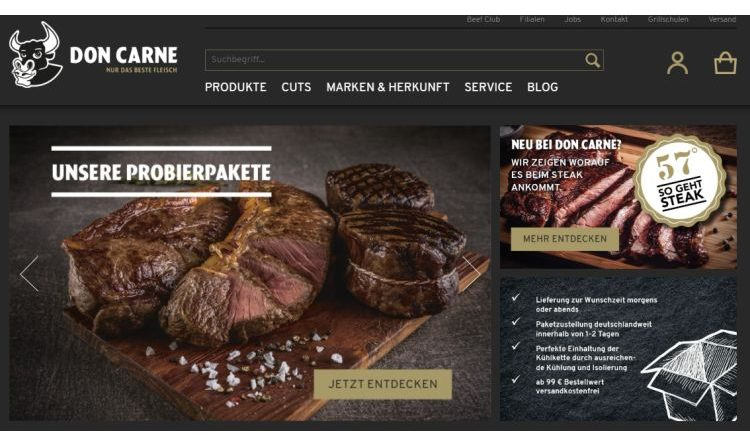 Don Carne – Internationale Fleischspezialitäten online shoppen