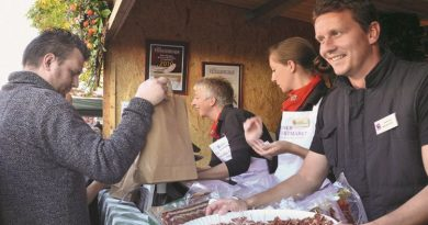 Rhöner Wurstmarkt am 13. und 14. Oktober in Ostheim v.d. Rhön