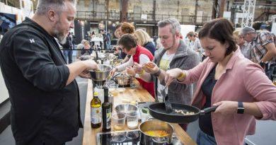 Auf der eat&STYLE am 27. und 28. Oktober Foodtrends live erleben