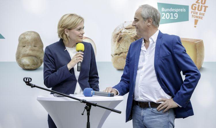 Endspurt für den Zu gut für die Tonne!-Bundespreis 2019: Jetzt bewerben!