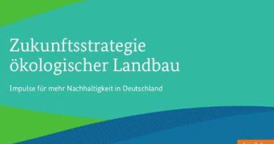 Bundesministerin Klöckner verspricht Stärkung des Ökolandbaus