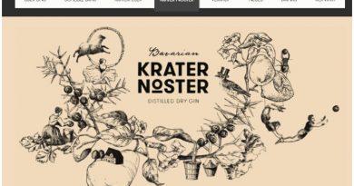 Krater Noster – Gin aus Bayern