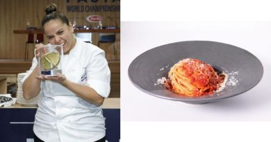 US-Amerikanerin Carolin Diaz ist Barillas neue Master of Pasta