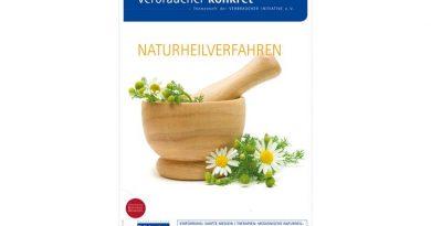 Die Verbraucher Initiative zum Tag der Naturheilkunde am 13. Oktober 18