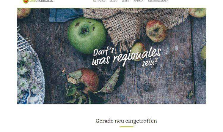 """Regionale Delikatessen online shoppen bei """"Was Regionales"""""""
