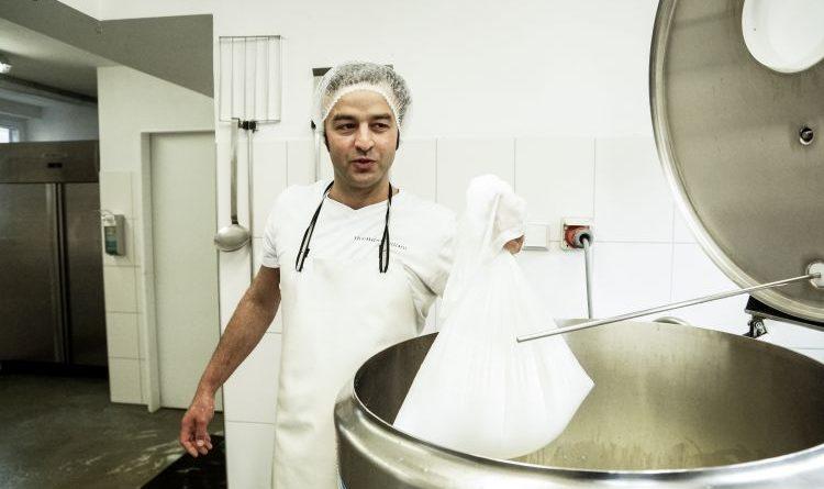 """David Rauch gewinnt die """"Silberne Käseharfe"""""""