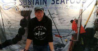 Nachhaltige Fischerei auf der Fisch & Feines in Bremen