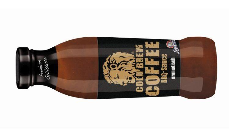 Cold Brew Coffee BBQ-Sauce erweitert das Löwensenf-Sortiment