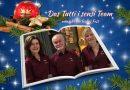 Das Tutti i sensi Team wünscht genussvolle Weihnachten!