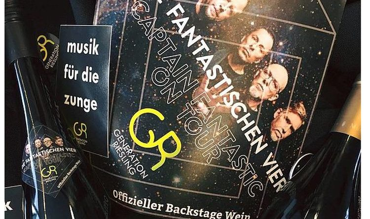 Captain Fantastic Tour mit Generation Riesling Wein